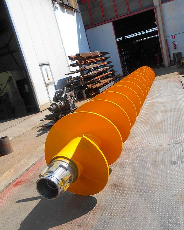 Attrezzature - Drillinig equipment