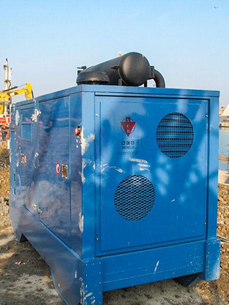 Centraline idrauliche - Hydraulic power packs
