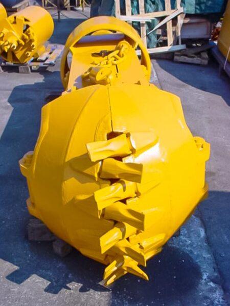 Benne per pali BST - BST7 - Hammer grabs